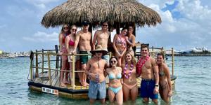 Custom Tiki Cruise