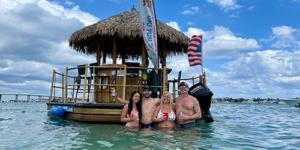 Sandbar Cruise